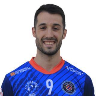 Adán Fonfría Aguilar