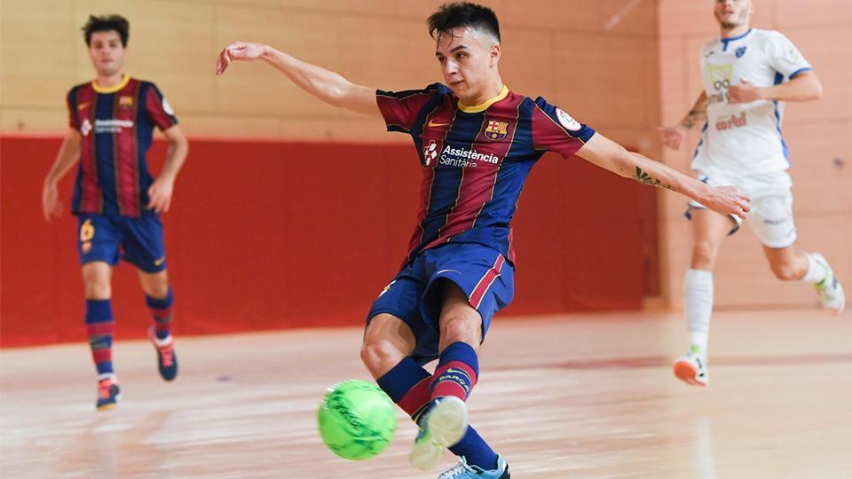 David Peña, nuevo jugador de Industrias Santa Coloma