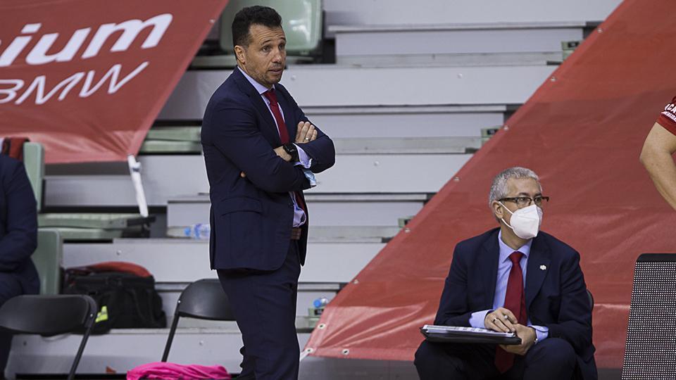 Diego Giustozzi, entrenador de ElPozo Murcia Costa Cálida
