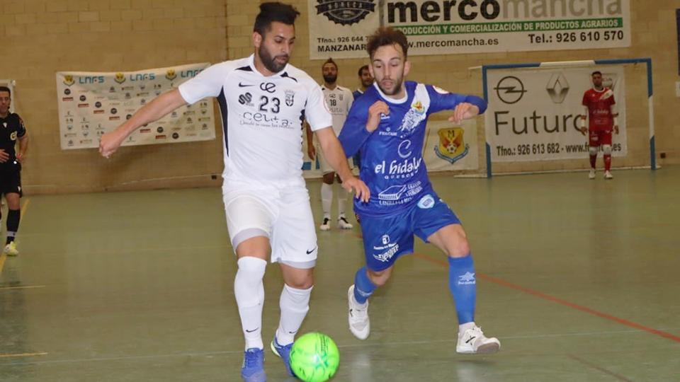 Manzanares FS Quesos El Hidalgo, a la final del Play Off tras derrotar sobre la bocina a UA Ceutí (3-2)