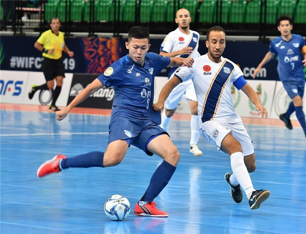 Intercontinental: El anfitrión, el Chonburi Bluewave, se impone 4-2 al Fath Sportif