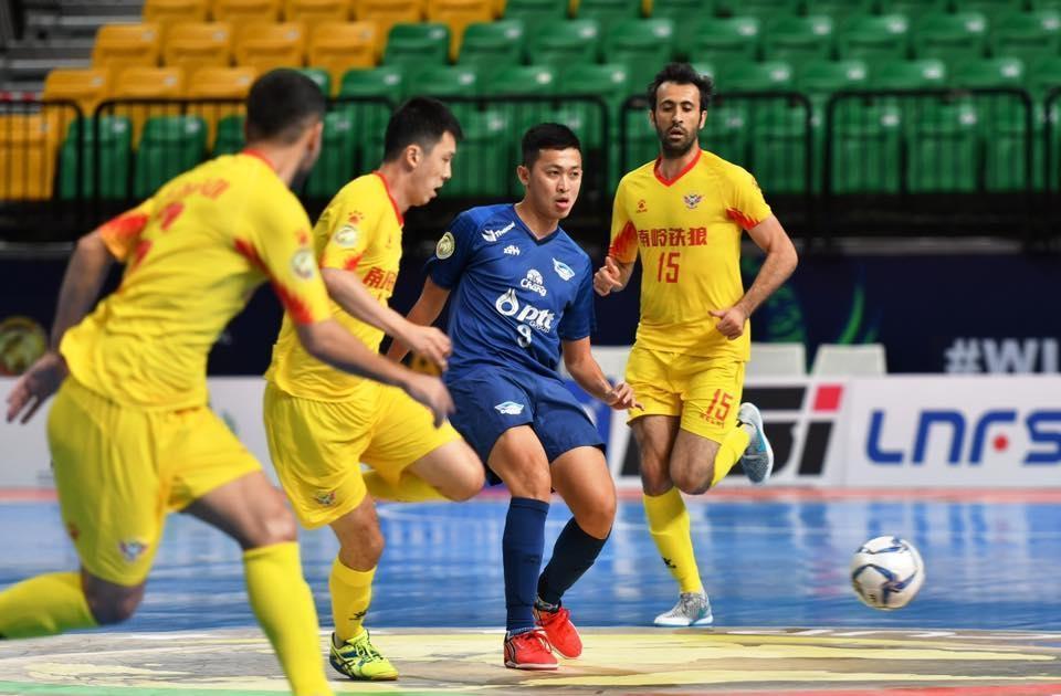 Intercontinental: Chonburi Bluewave golea 7-0 al Shenzhen y acaba sexto
