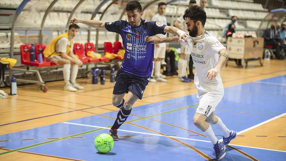 ¡Sábado de Fútbol Sala con tres encuentros de la Jornada 6 del Grupo D!