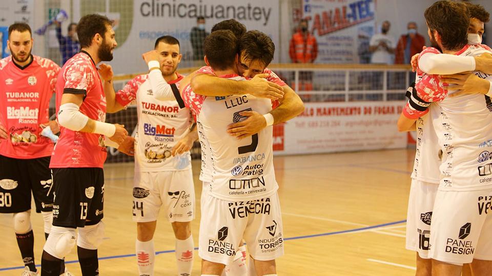 Noia Portus Apostoli se proclama Campeón de Segunda División y tendrá el factor campo a su favor en el Play Off de Ascenso