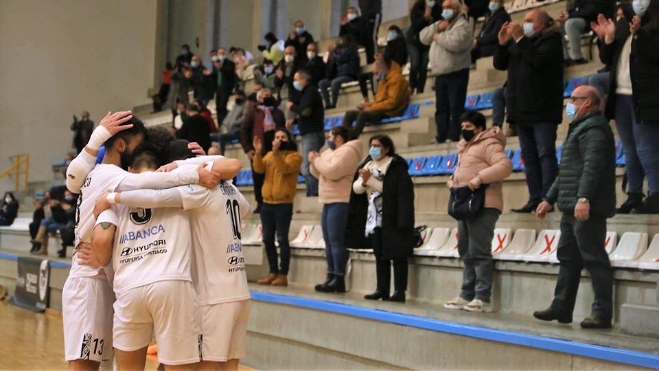 Rivas Futsal y JERUBEX Santiago Futsal dicen adiós a Segunda División dejando un gran legado