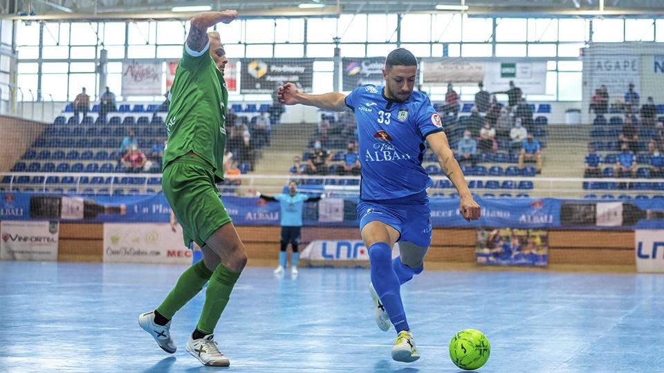 Osasuna Magna Xota logra el triunfo en el último minuto ante Viña Albali Valdepeñas (1-2)