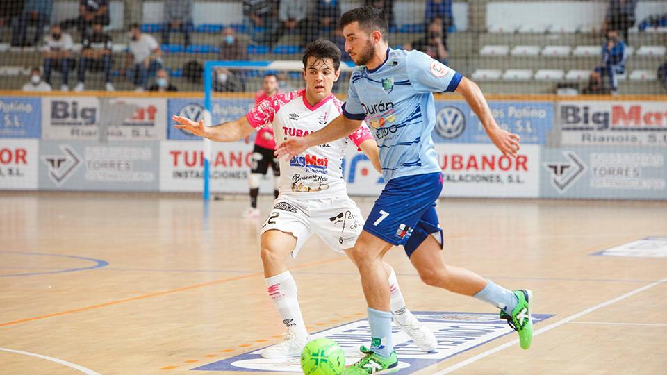 Noia Portus Apostoli pierde ante CD El Ejido Futsal y agota sus opciones de Ascenso (1-2)