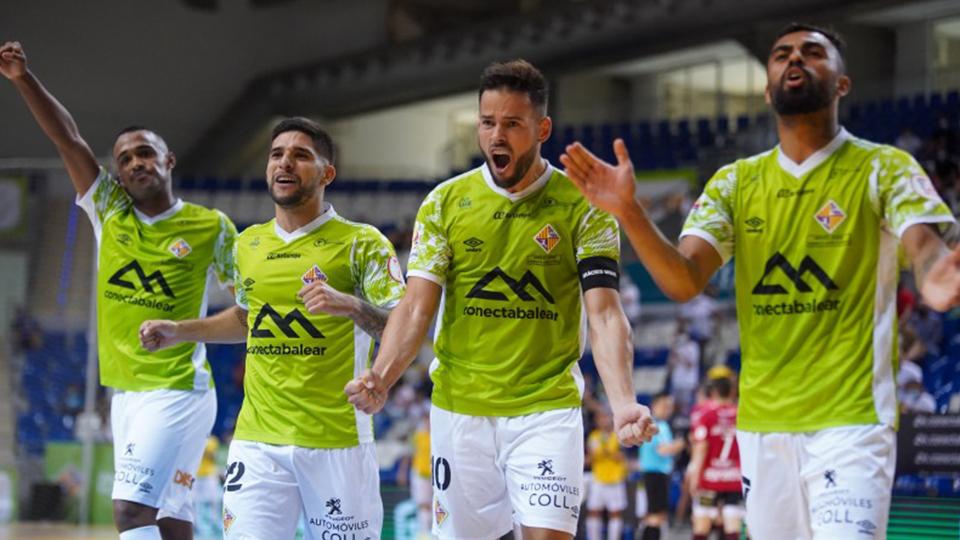 Palma Futsal cierra una difícil temporada