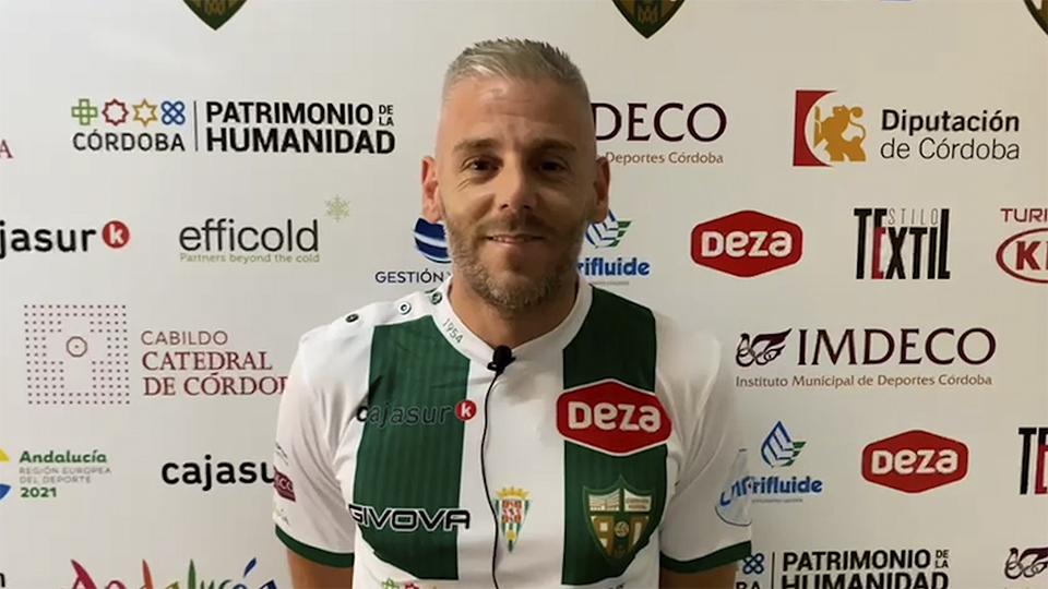 Miguelín, nuevo jugador del Córdoba Patrimonio