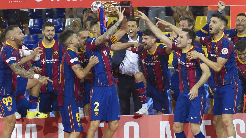 El Barça gana su quinta liga tras ganar en los penaltis en el partido decisivo al Levante