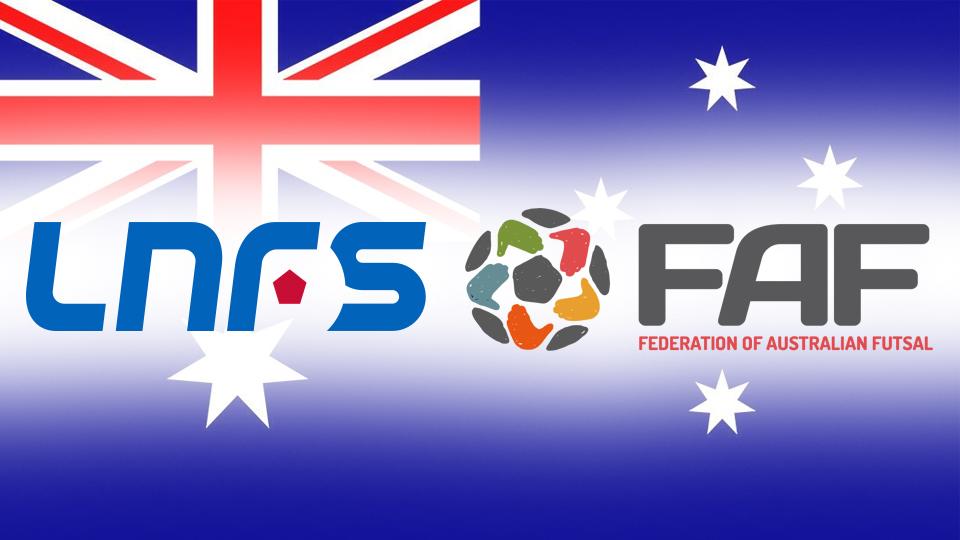 La LNFS y la FAF trabajarán juntos para fomentar el crecimiento del Futsal en Australia.