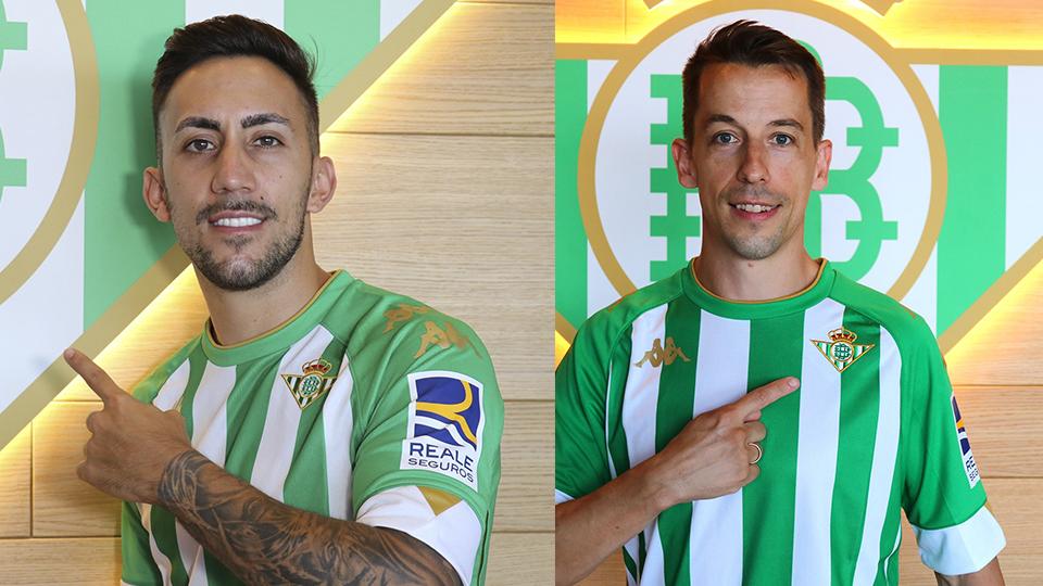 Joselito y Lin, nuevo fichajes del Real Betis Futsal
