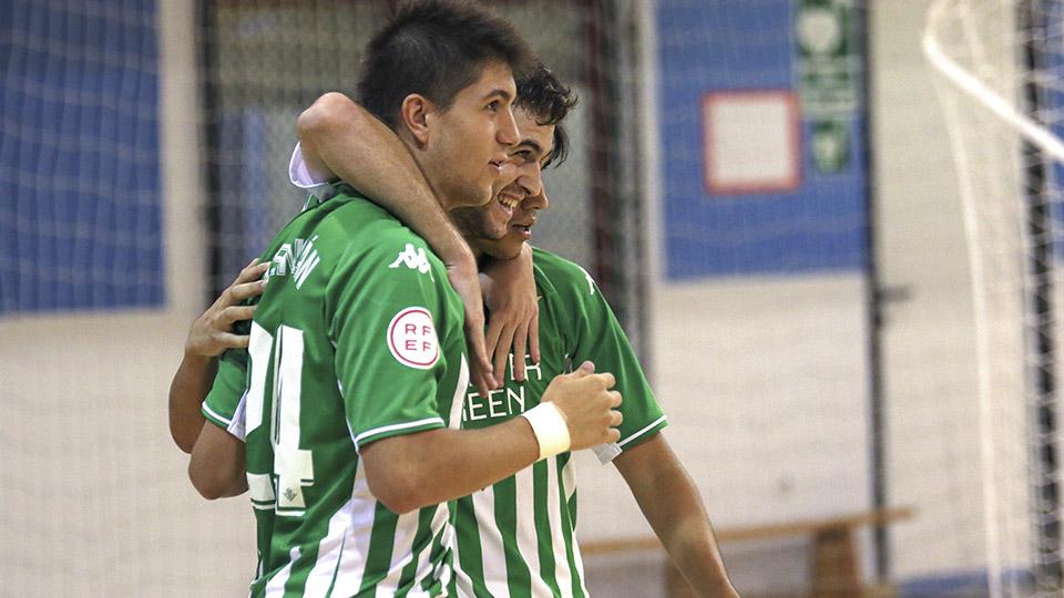 El Real Betis B se estrena en Segunda División con una contundente victoria frente a Full Energía Zaragoza (6-3)