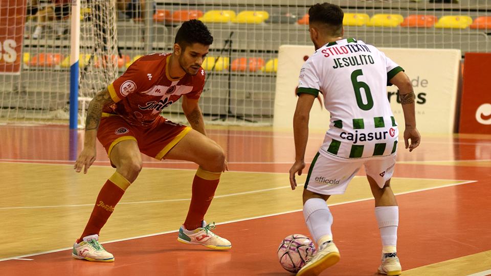 Jimbee Cartagena aprovecha su efectividad para vencer a Córdoba Patrimonio (3-1)