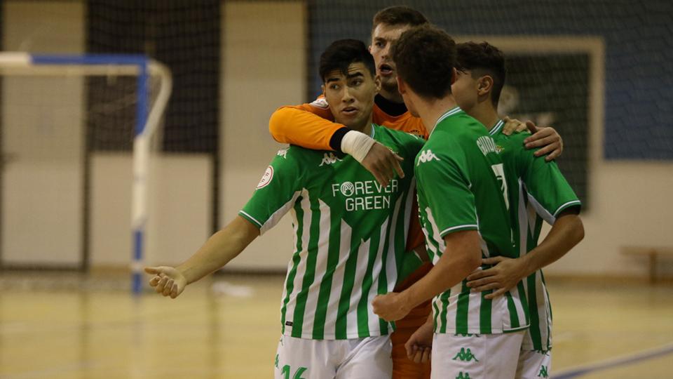 RESUMEN | El Real Betis B remonta y firma una gran victoria en la casa del CD Leganés (2-3)