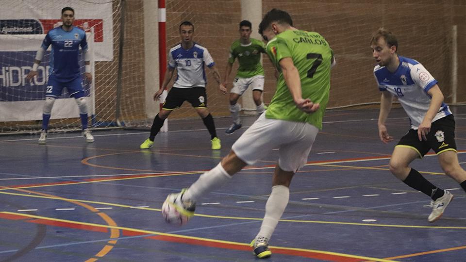 Victoria de O Parrulo Ferrol y empate de UA Ceutí
