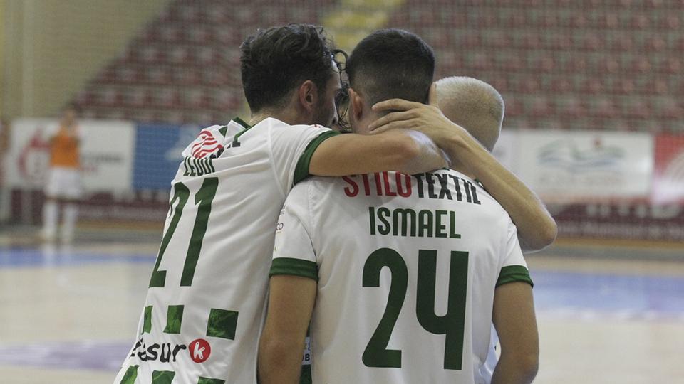 Victoria de prestigio de Córdoba Patrimonio a domicilio contra Burela FS (1-4)