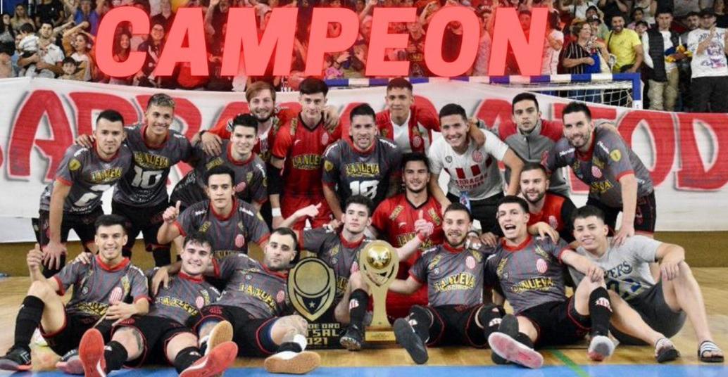 Barracas Central ganó la Copa de Oro 2021 y logró su tercer título en el Futsal de AFA