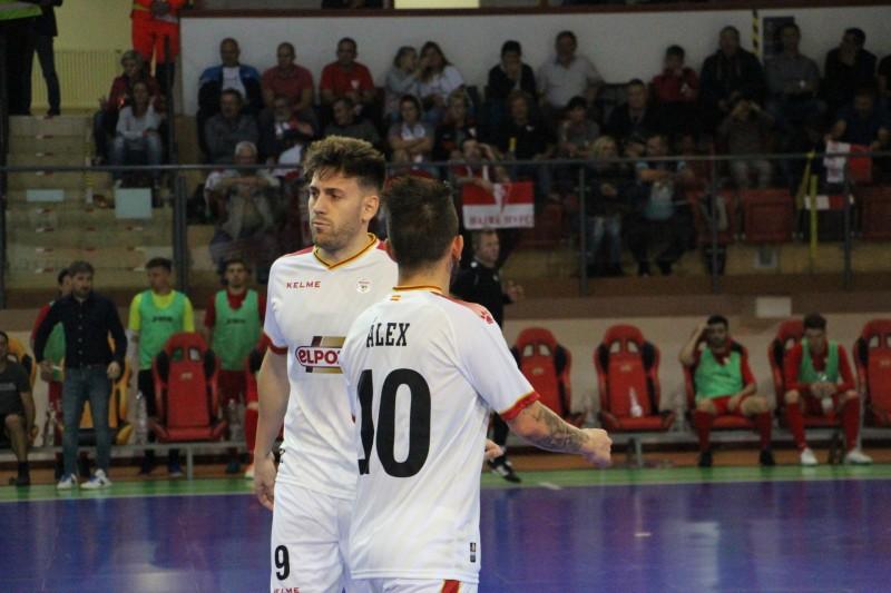 Pol Pacheco y Álex de ElPozo Murcia