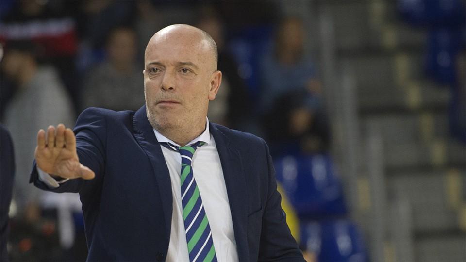 Maca, nuevo entrenador de O Parrulo Ferrol.