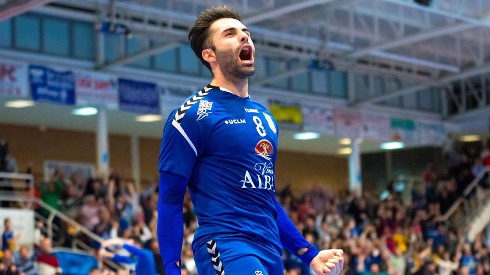 Pablo Ibarra, nuevo jugador del Aspil-Jumpers Ribera Navarra.
