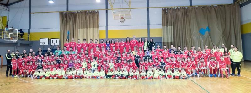 La Academia Red Blue 5 Coruña seguirá apostando por el Fútbol Sala coruñés