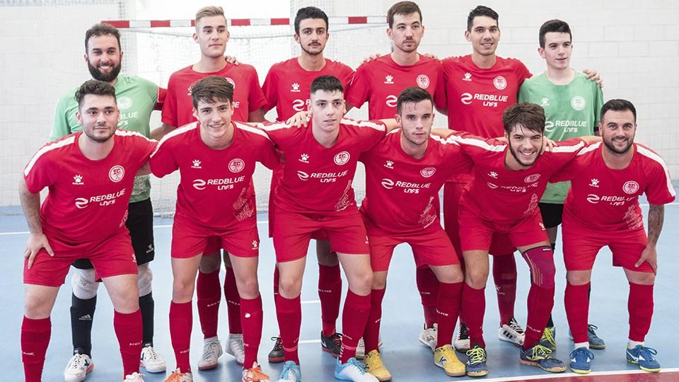 El 5 Coruña Futbol Sala recogerá alimentos para colaborar con el Banco de Alimentos Rias Altas