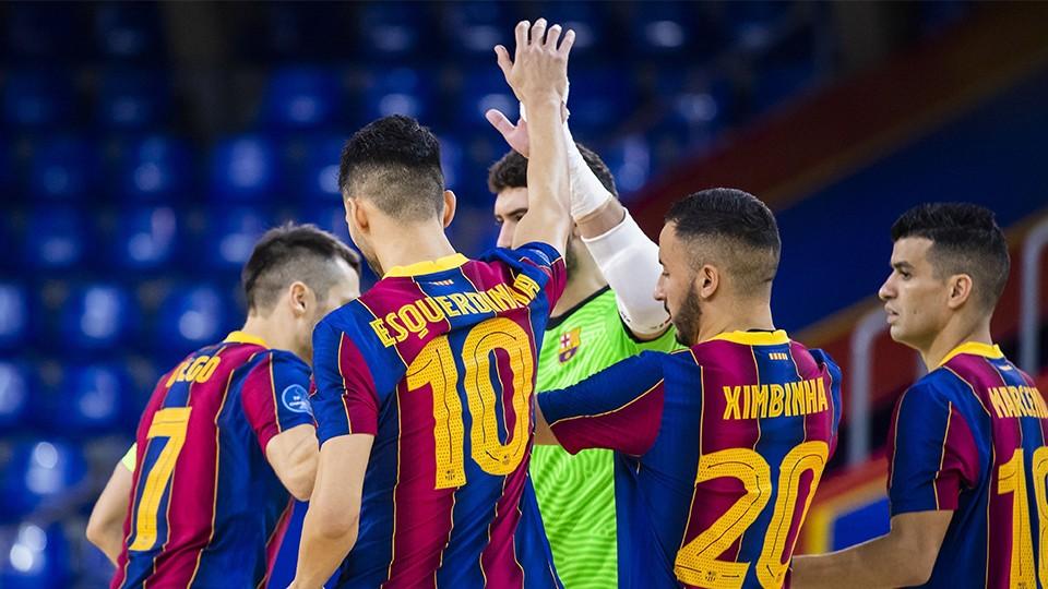 ¡Barça recibe este viernes al megaproyecto francés del ACCS en Octavos de la Champions!