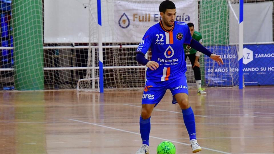 Pablo Trasobares alcanza los 50 partidos en Segunda División