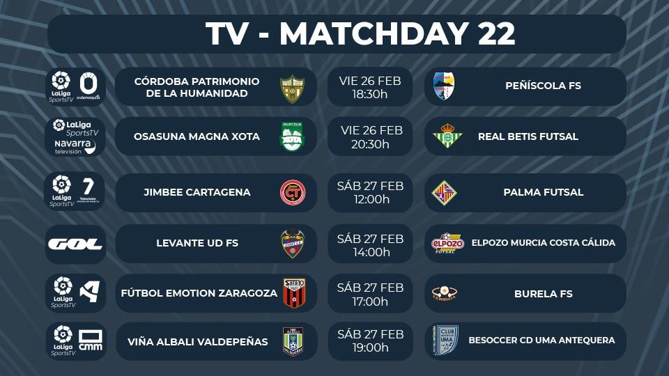 ¡Espectacular fin de semana en Primera División con seis partidazos televisados!