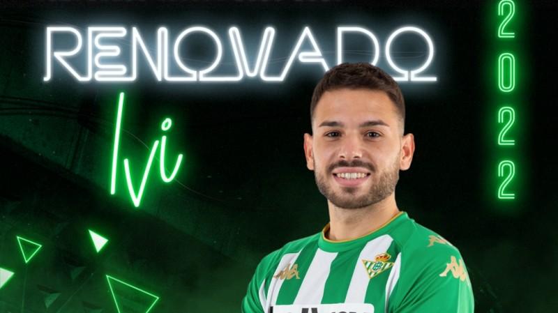 El Real Betis Futsal renueva a Ivi hasta 2022