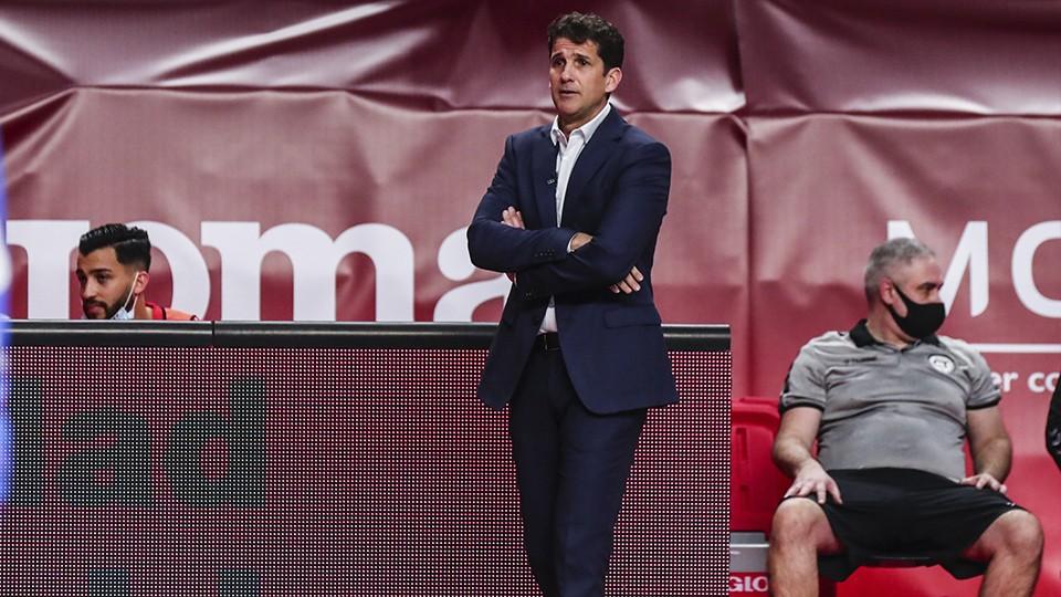 Duda, entrenador del Jimbee Cartagena