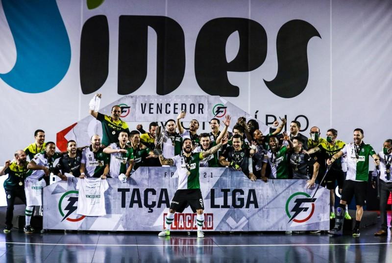 Sporting, campeón de la Taça de Portugal