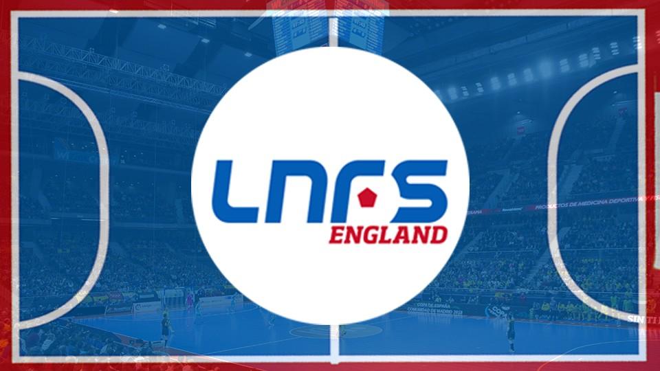 Nace la LNFS England para potenciar el Futsal en Inglaterra.