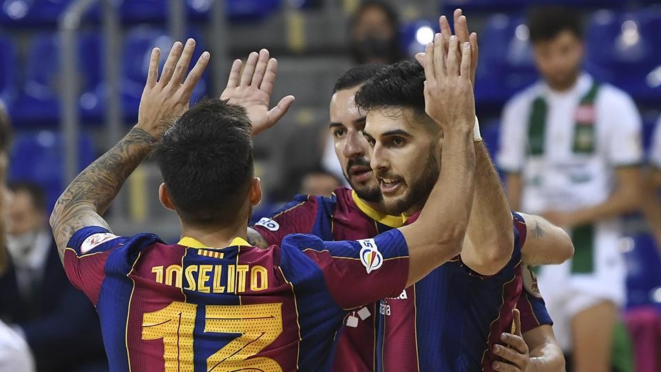 ¡Jaén y Barça rivalizan este sábado en el partido aplazado de la Jornada 30 en Primera!