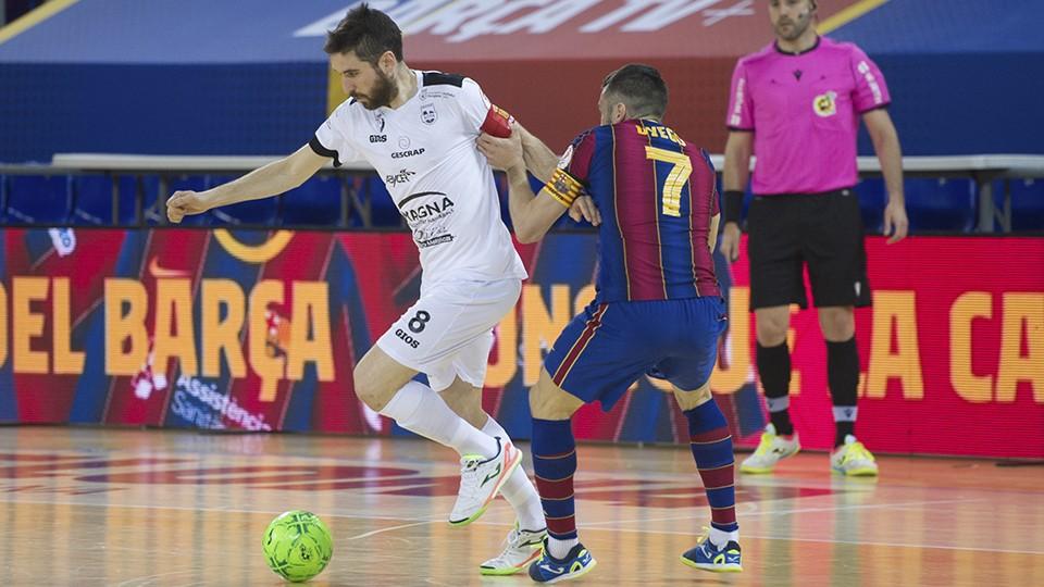 """Roberto Martil: """"Intentamos salvar la categoría cuanto antes para luego mirar hacia el Play Off"""""""