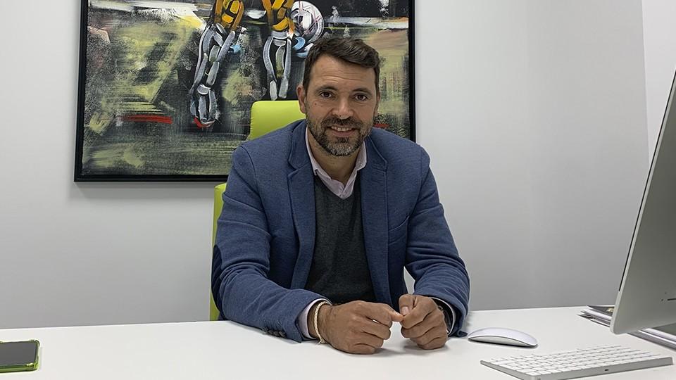 """José Tirado: """"El mayor legado es que este club va a durar muchos años después de Miquel"""""""