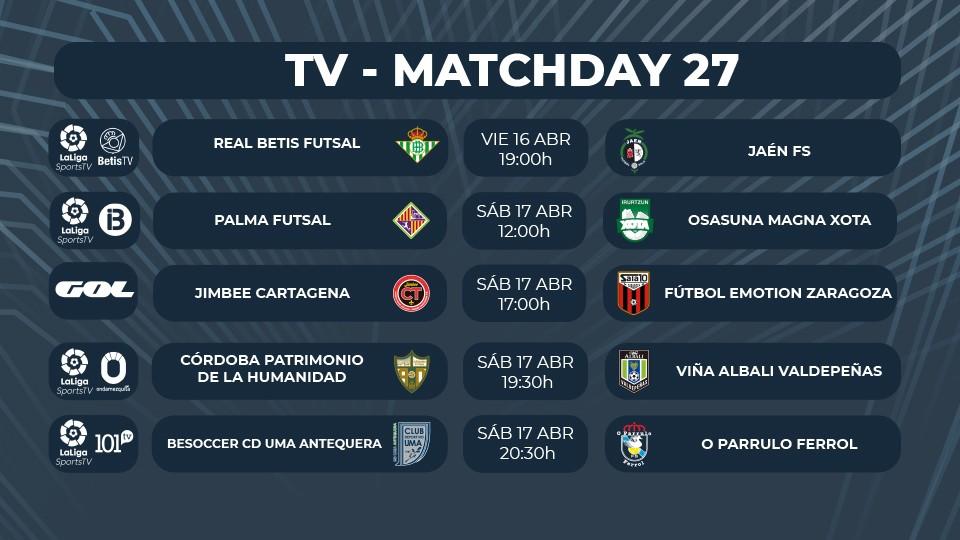¡Cinco partidazos televisados este fin de semana en Primera División!