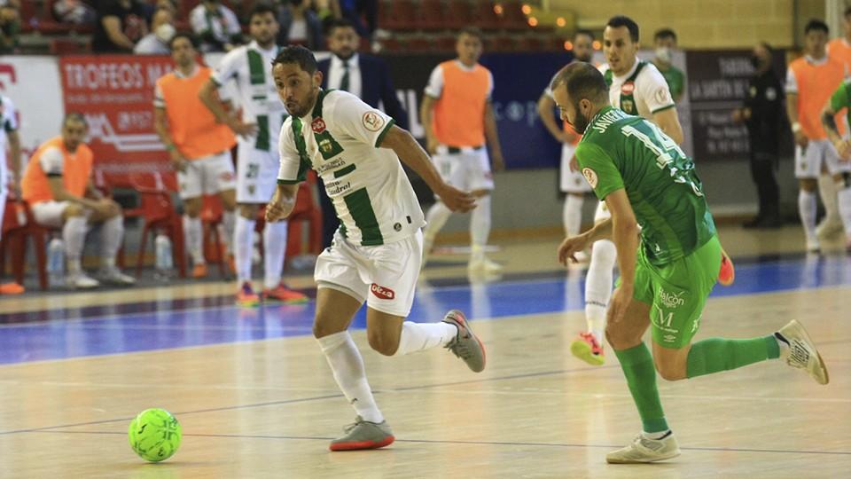 Gran triunfo de Córdoba Patrimonio en el derbi andaluz ante BeSoccer UMA Antequera (3-0)