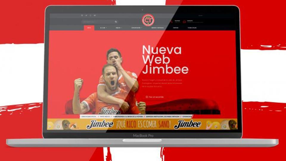 Jimbee Cartagena pone en marcha su nuevo portal web