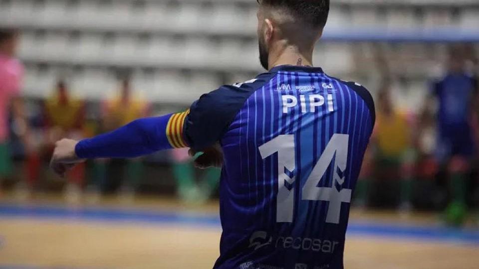Pipi no seguirá en el Bisontes Castellón