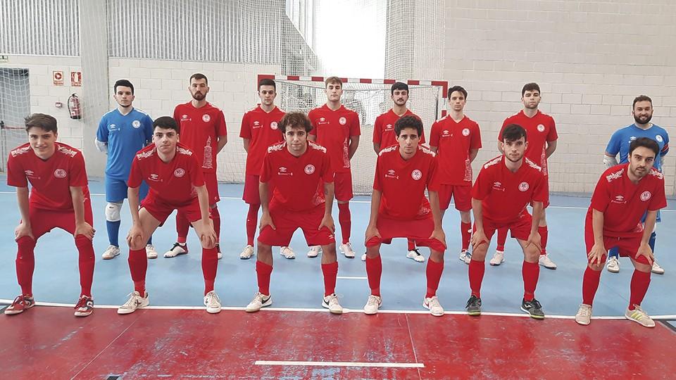 El senior de la Academia Red Blue 5 Coruña encarrila la permanencia en Tercera División