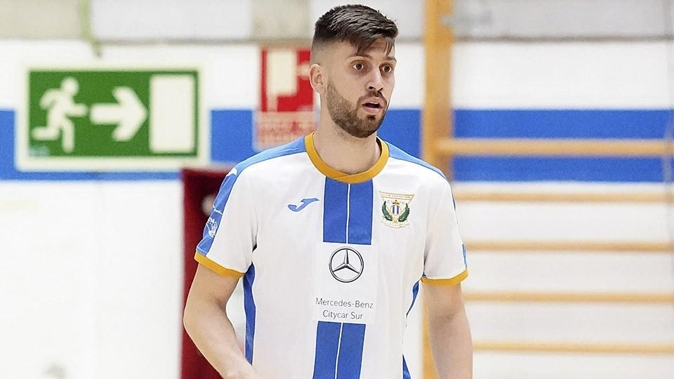 Chicho renueva con el C.D. Leganés FS