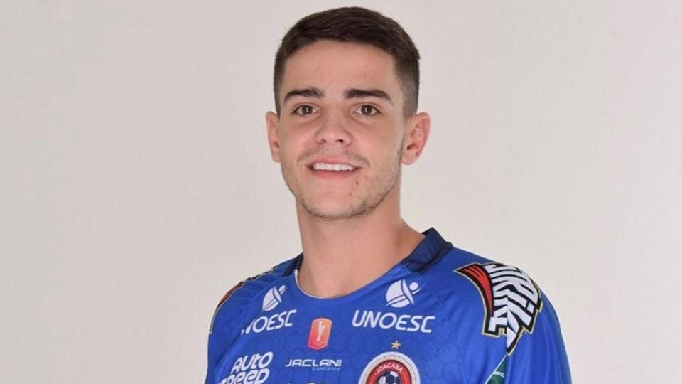 Felipe de Lima, tercer refuerzo de la UA Ceutí