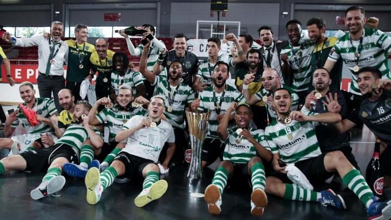 El Sporting logró su 16ª Liga Placard en Portugal