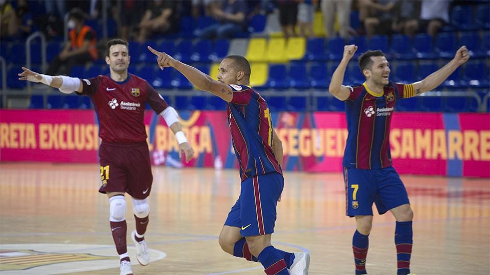 El Barça siempre ha ganado la Liga con el factor cancha a favor en la Final