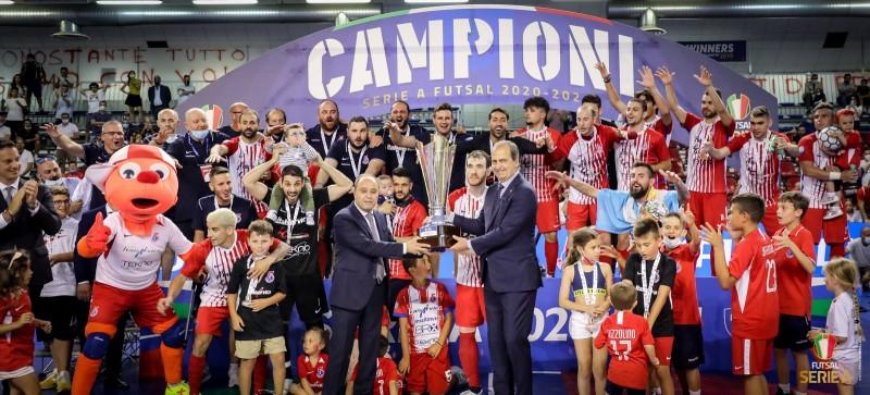 El Italservice Pesaro logró el segundo título de Liga de su historia