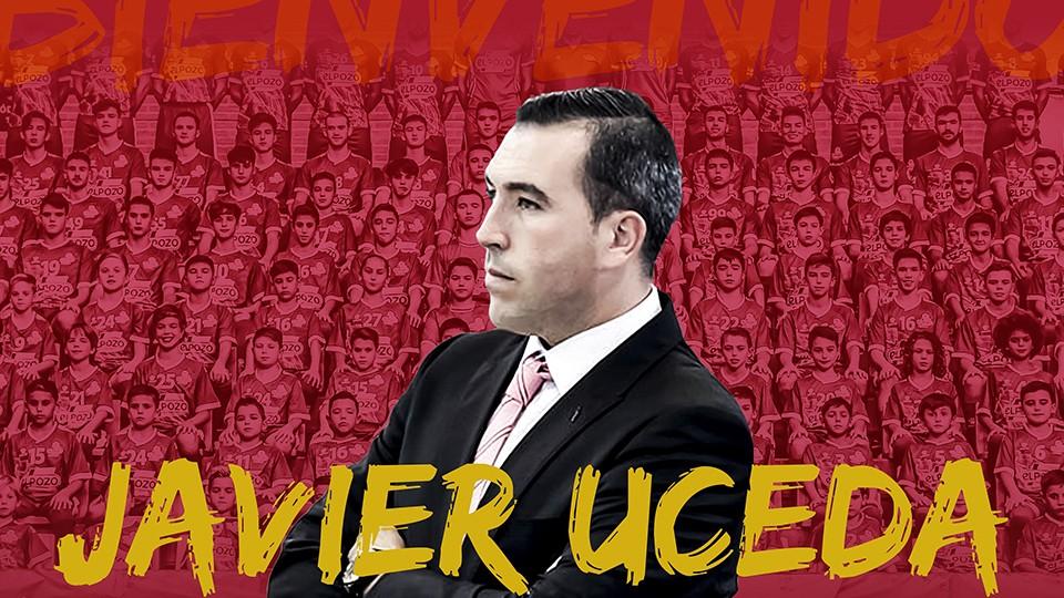 Javier Uceda será el nuevo entrenador de ElPozo Ciudad de Murcia