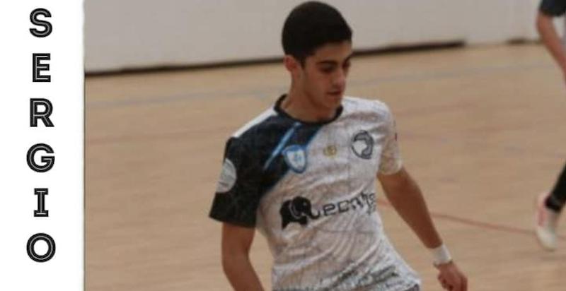 Sergio Barbero, nuevo jugador de la UA Ceutí