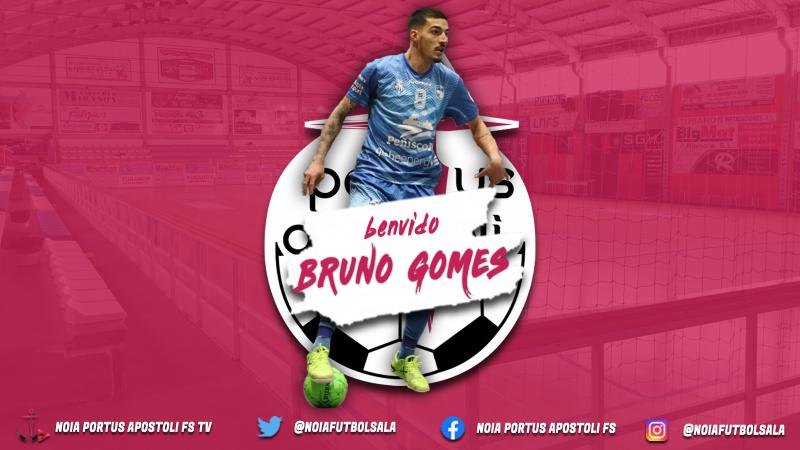 Bruno Gomes refuerza la parcela de pívot del bloque noiés